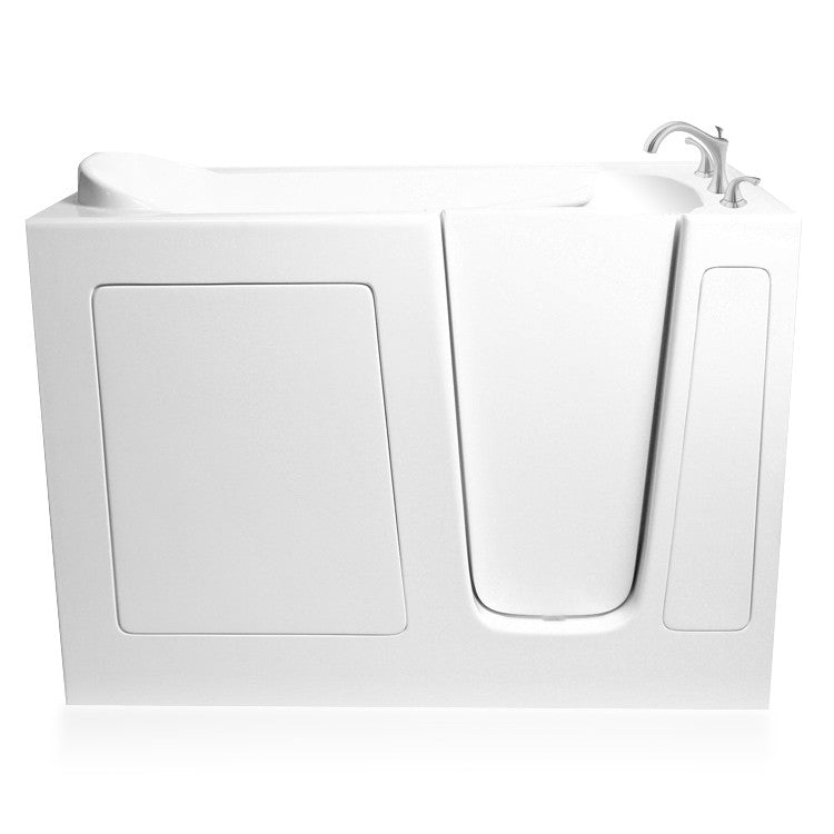 "Ariel Bath 52"" x 30"" Walk-In Bathtub"