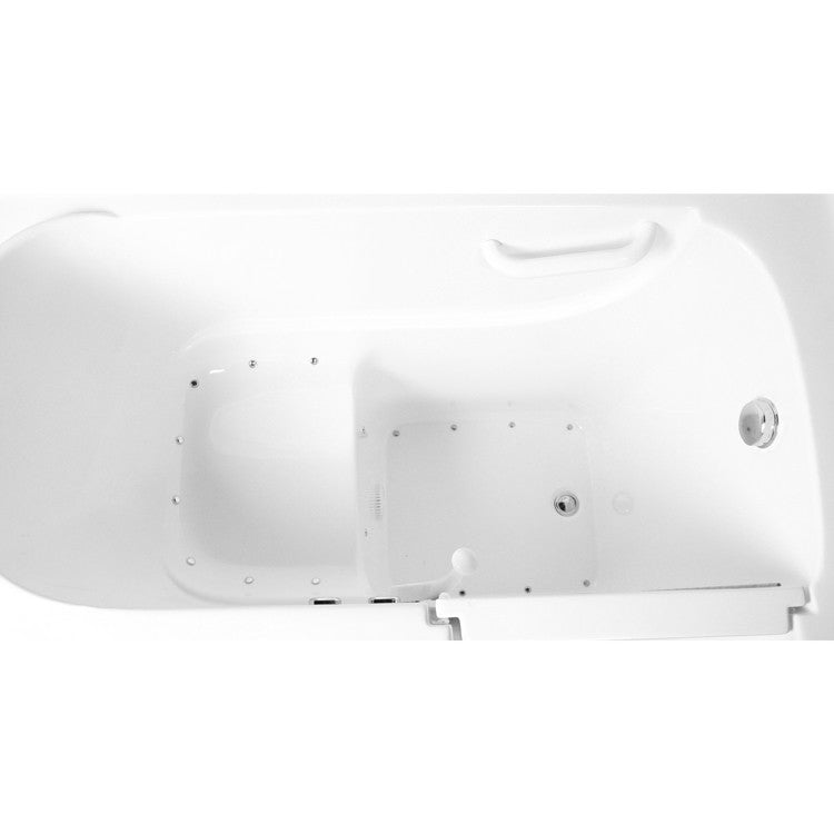 "Ariel Bath 52"" x 30"" Walk-In Bathtub 2"
