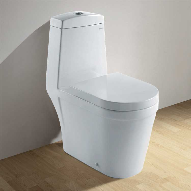 Ariel Bath Royal Dual Flush Elongated Toilet 1 Piece