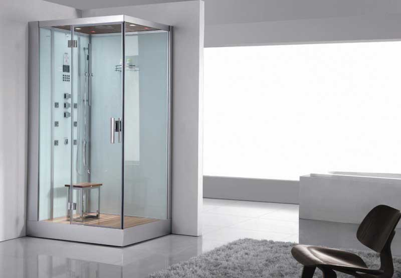 Ariel Bath Platinum 6 kW Left Steam Shower 2