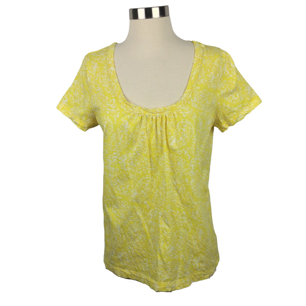 MERONA yellow top (Pre-Loved)