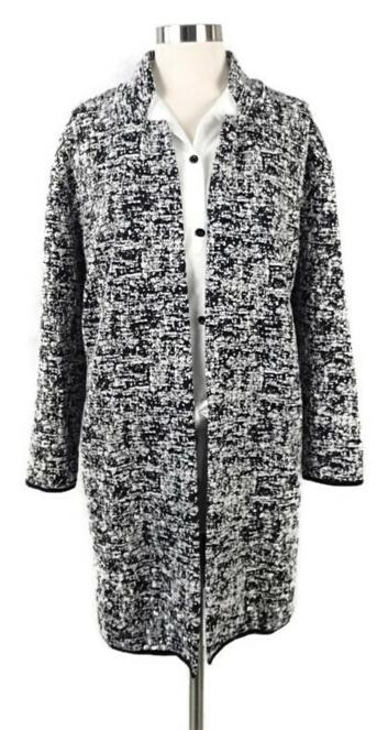 JOAN VASS New York, Cardigan (NWT) - Evonnistore