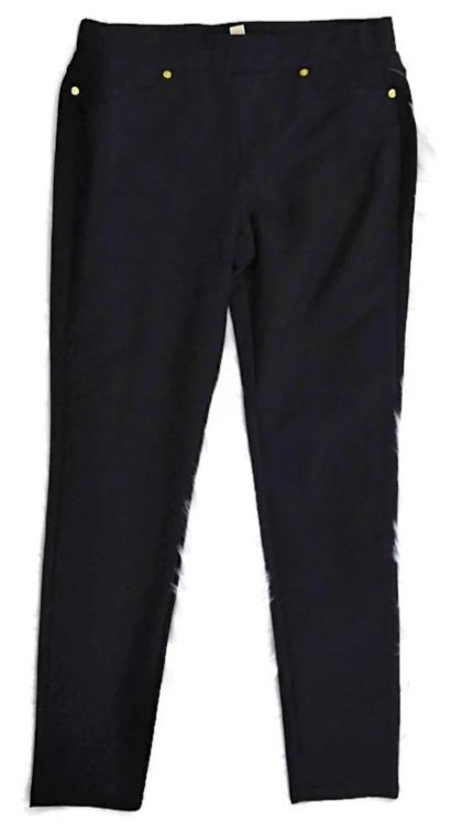 MICHAEL KORS Black Stretchy Jeans - Evonnistore