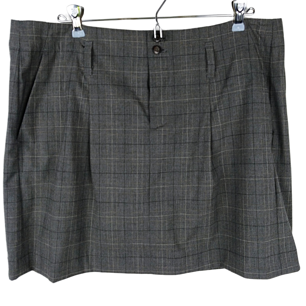 GAP Plaid Skirt - Evonnistore