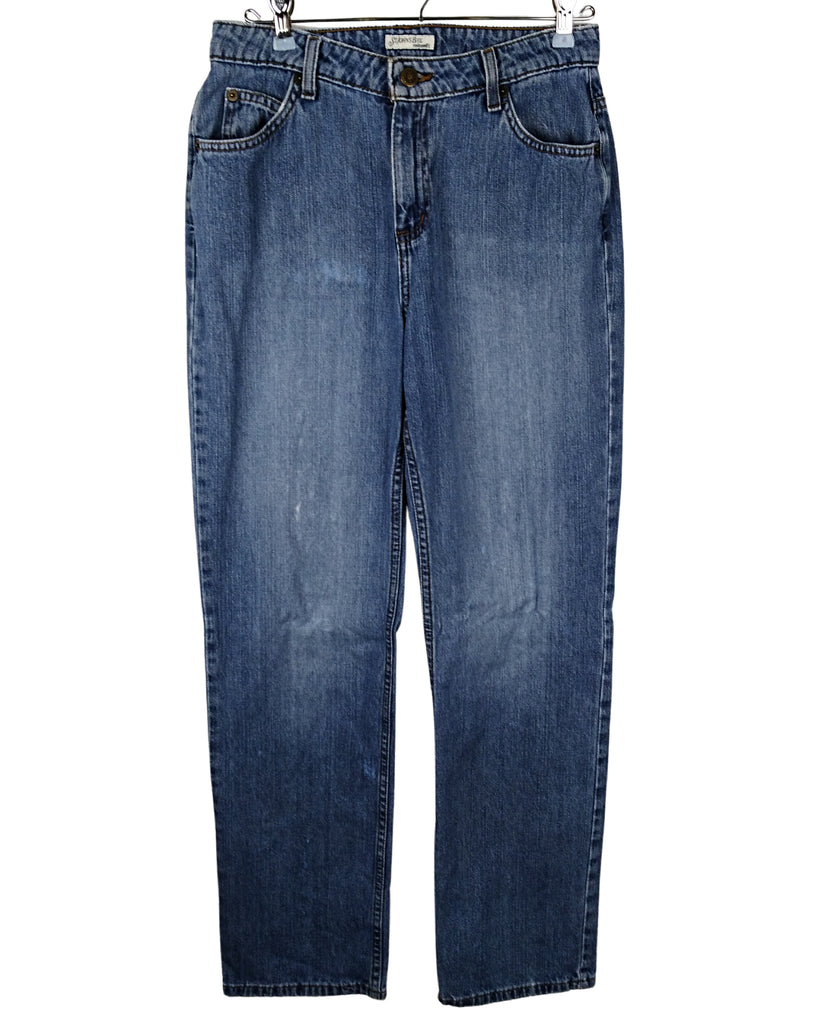 ST. JOHNS BAY Denim Blue Jeans (Pre-Loved)