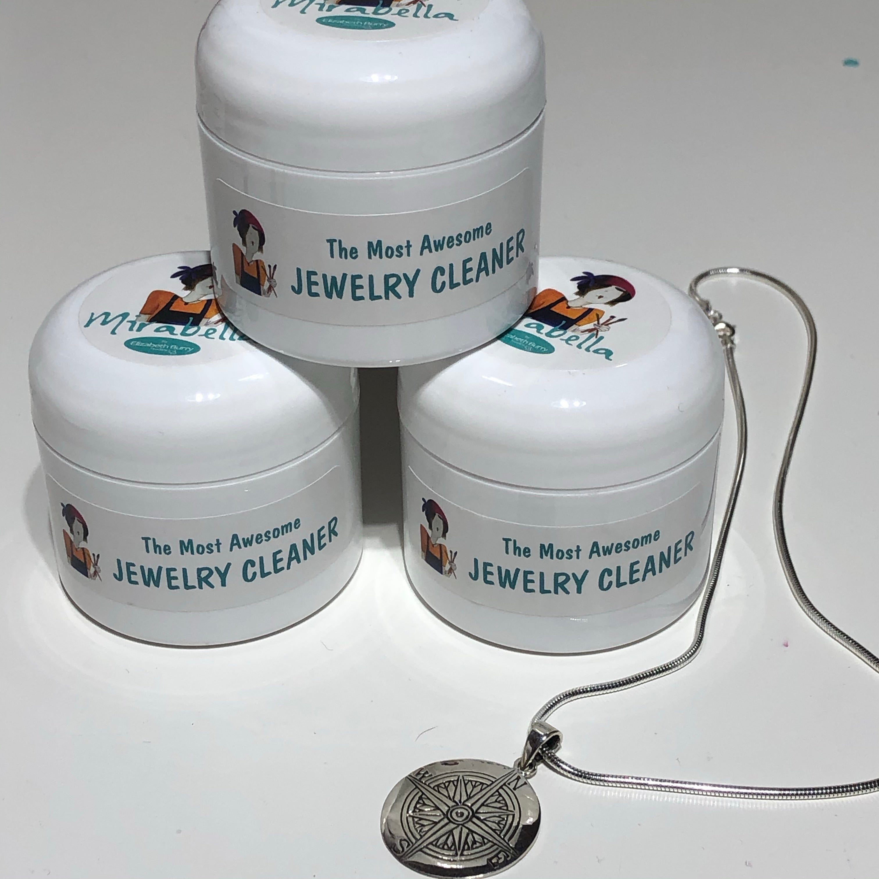 Jewelry Cleaner & polish