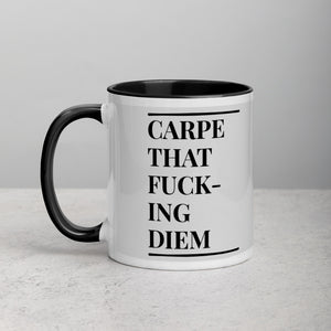 Mug  11oz - Carpe Diem