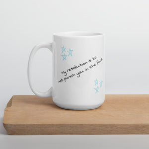Mug 15oz - Resolutions