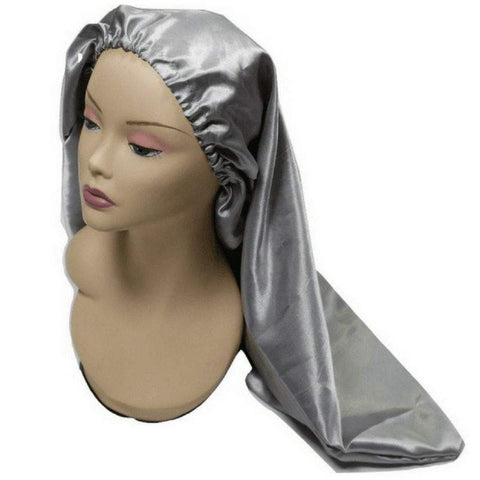 Long Silk Hair Bonnets