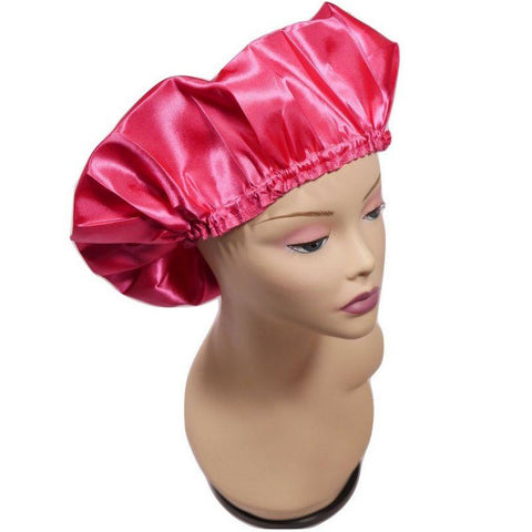 Silk Hair Bonnets