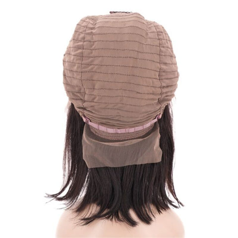 Straight Bob Lace Front Wig
