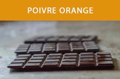 Chocolat - Poivre Orange