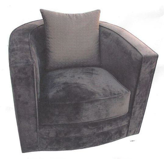 Cozy Swivel Chair - Modern Studio Furniture
