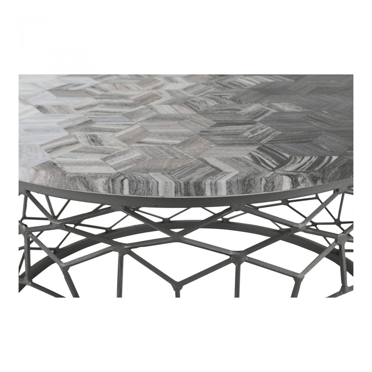 Hex Coffee Table - Modern Studio Furniture