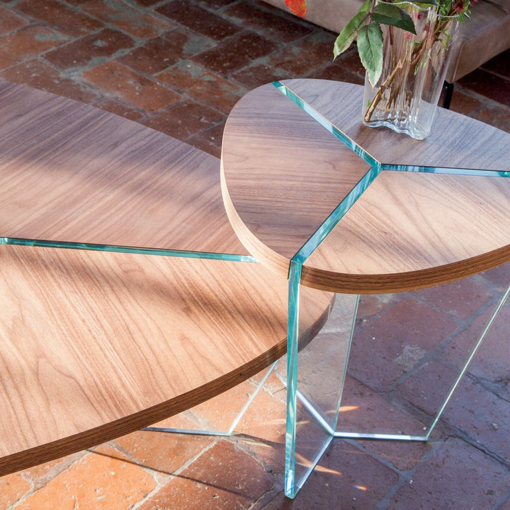 Aida Side Table from Tonin Casa - Modern Studio Furniture