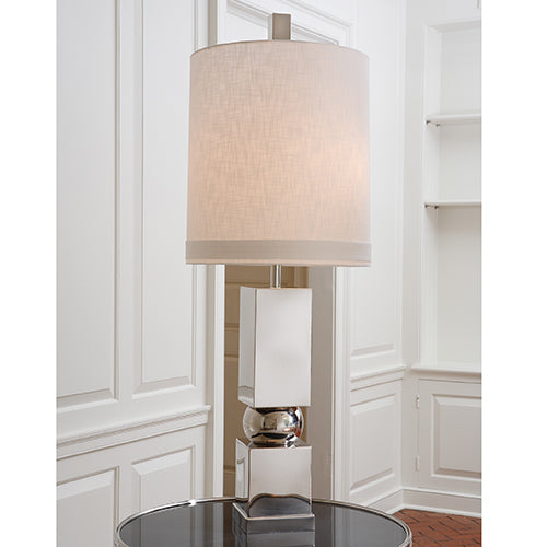 Squeeze Table Lamp-Nickel - Modern Studio Furniture