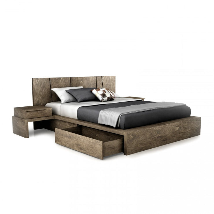 Silk Bed - Modern Studio Furniture