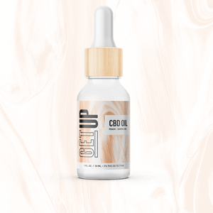 ALL NEW! Peach Tincture - 3000mg