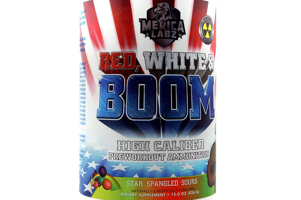 Red, White & Boom H-Bomb Edition - North Shore Nutrition Corner