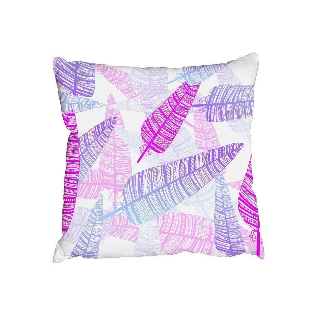 New Product Abstract feathers (Cushion)  - Andrew Lee Home and Living