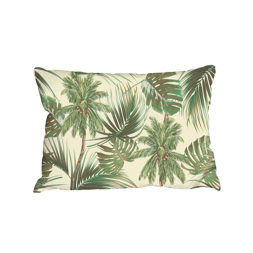 New Product Monstera leaf Botanical vintage  (Cushion)  - Andrew Lee Home and Living Homeware