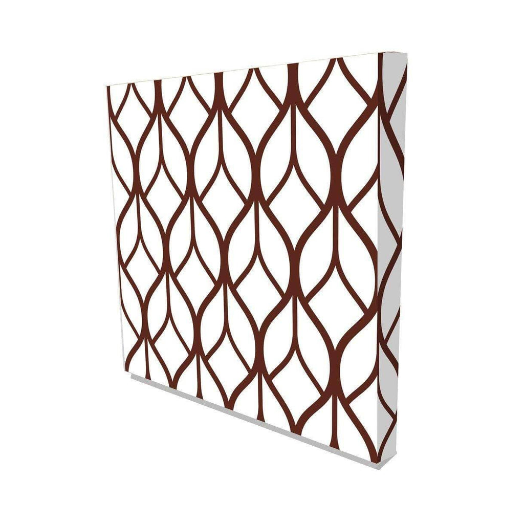 New Product Abstract wavy lines (Canvas prints)  - Andrew Lee Home and Living