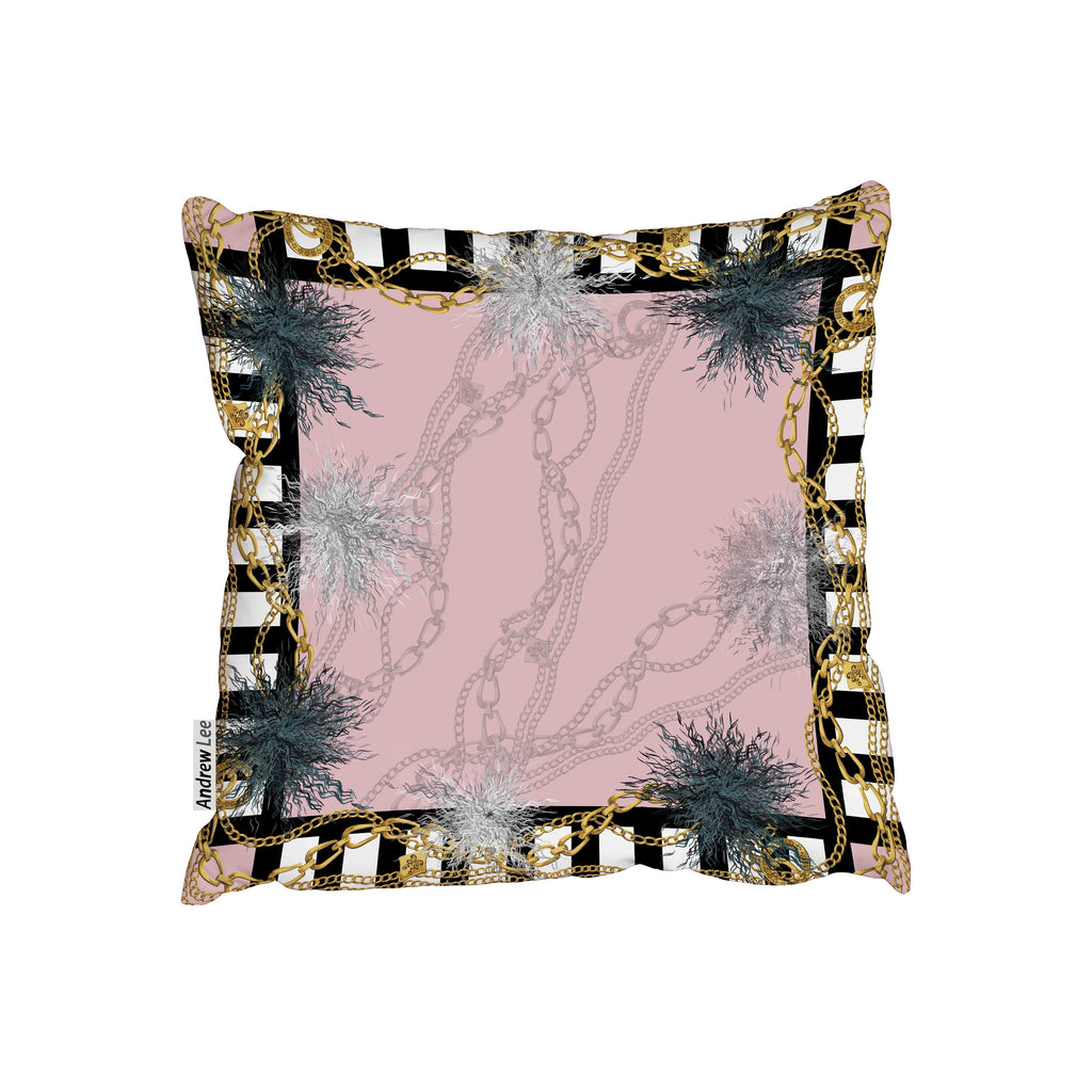New Product Scarf Pattern (Cushion)  - Andrew Lee Home and Living