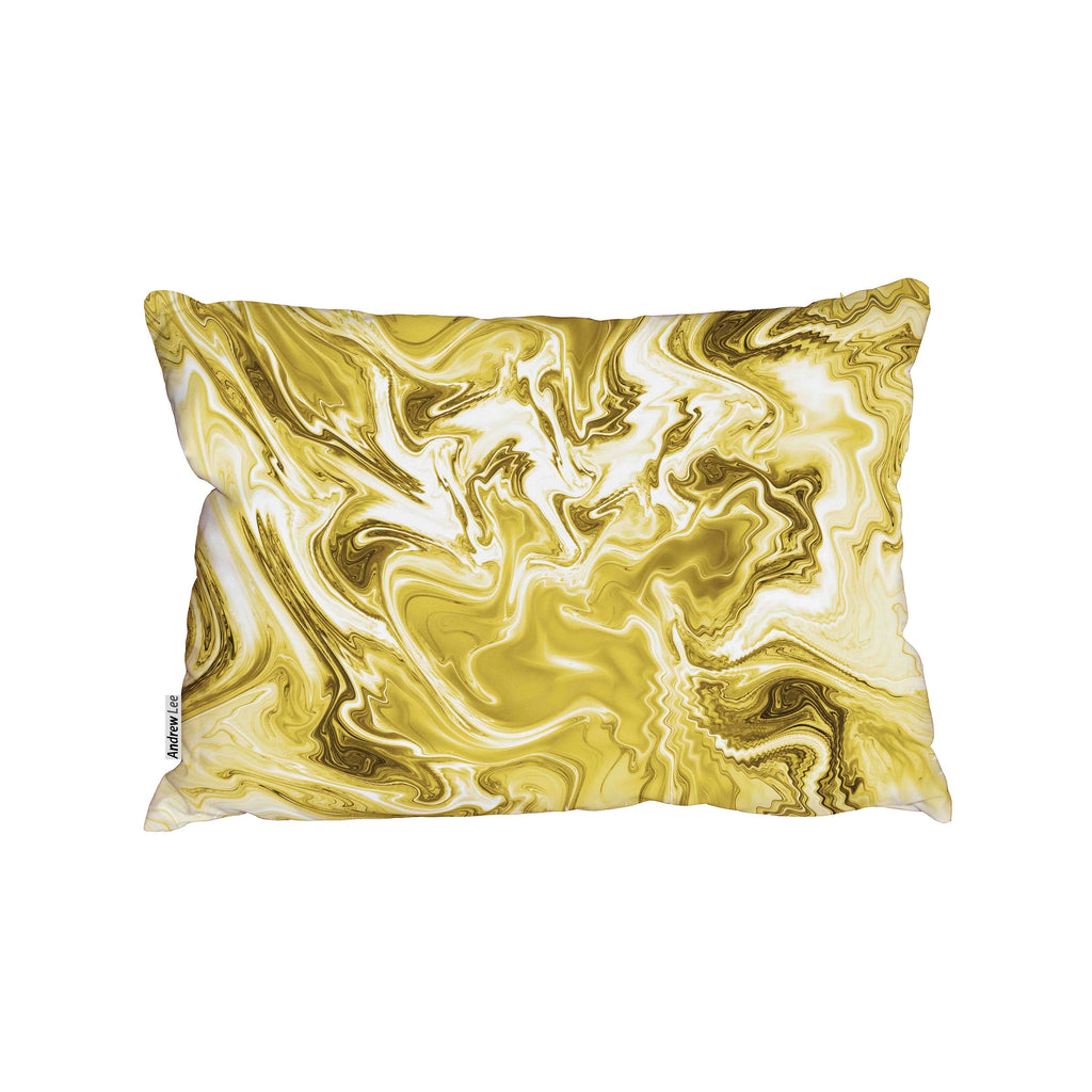 New Product Swirly gold gloss (Cushion)  - Andrew Lee Home and Living