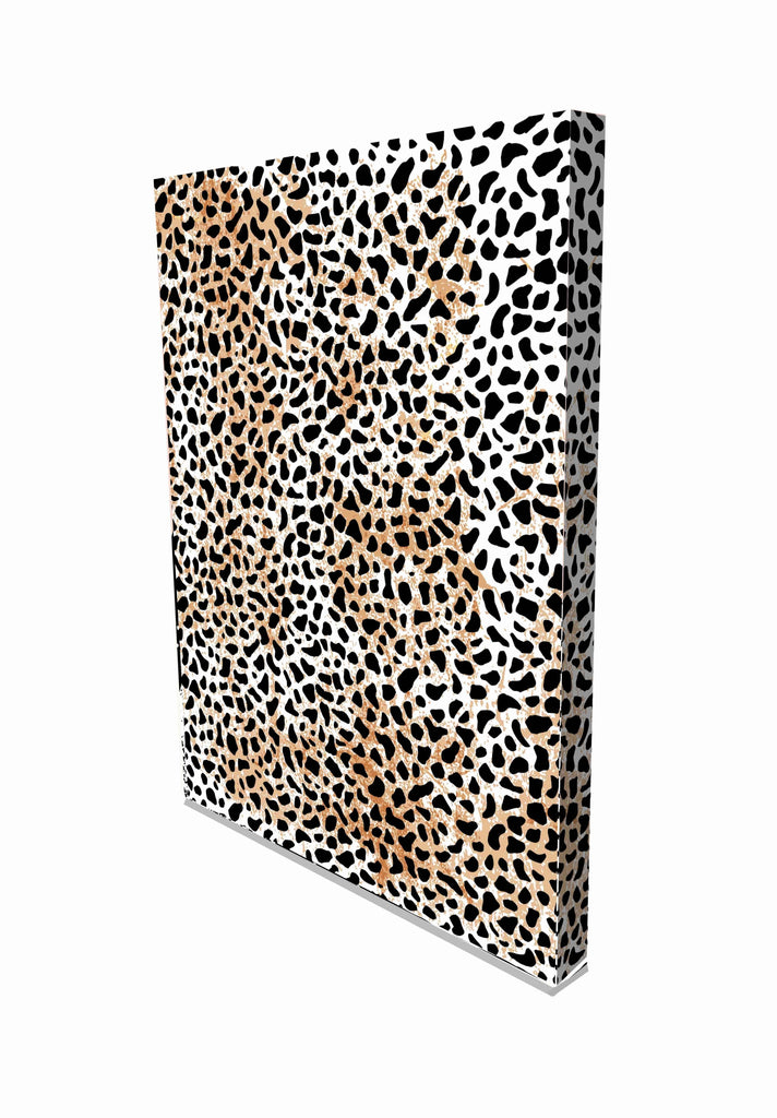 New Product Leopard rustic Animal print (Canvas Print)  - Andrew Lee Home and Living Homeware