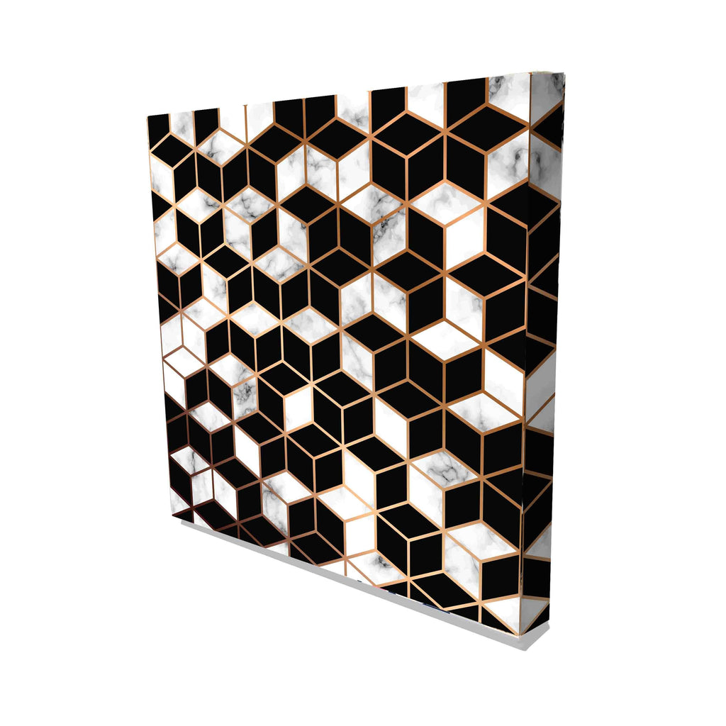 New Product Mable Diamonds (Canvas Print)  - Andrew Lee Home and Living Homeware