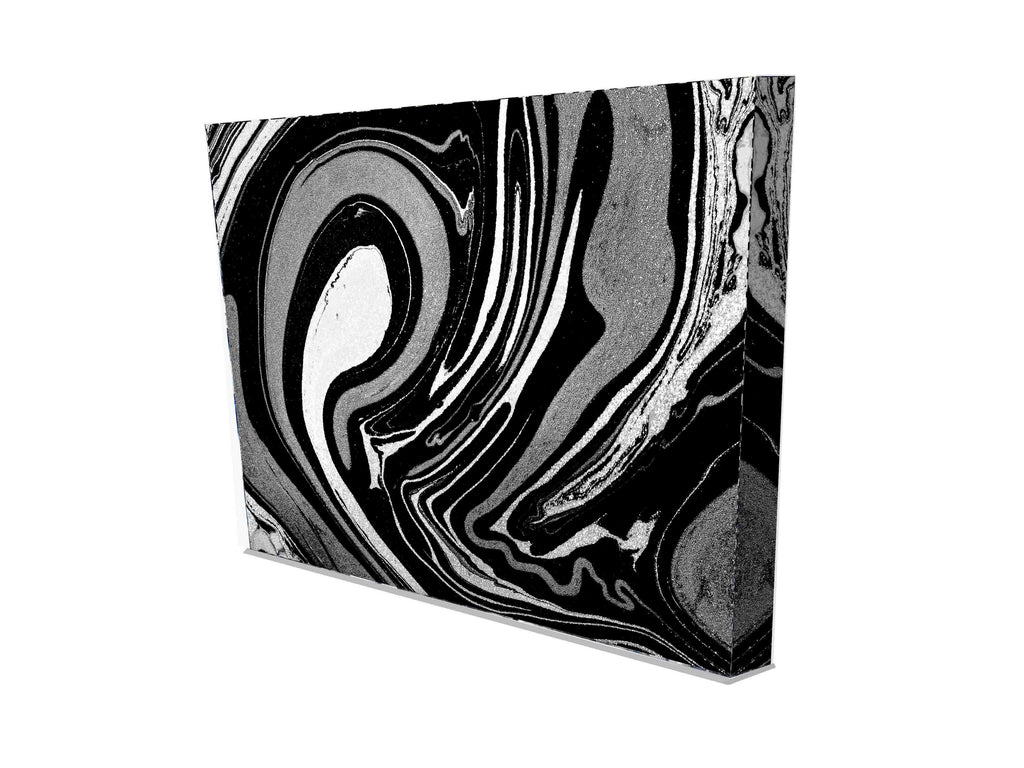 New Product Swirls of marble (Canvas Print)  - Andrew Lee Home and Living Homeware