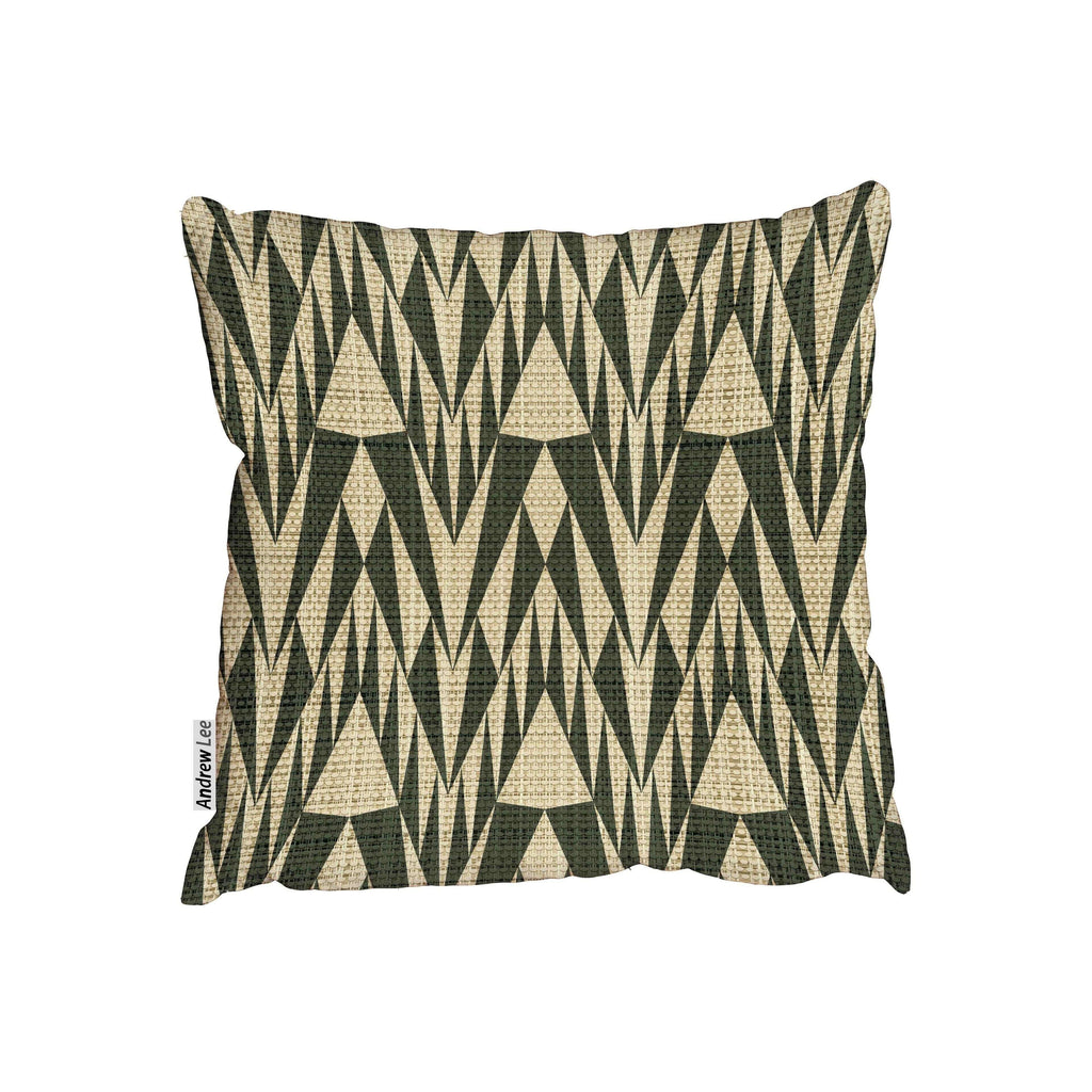 New Product Abstract geometric ornament (Cushion)  - Andrew Lee Home and Living