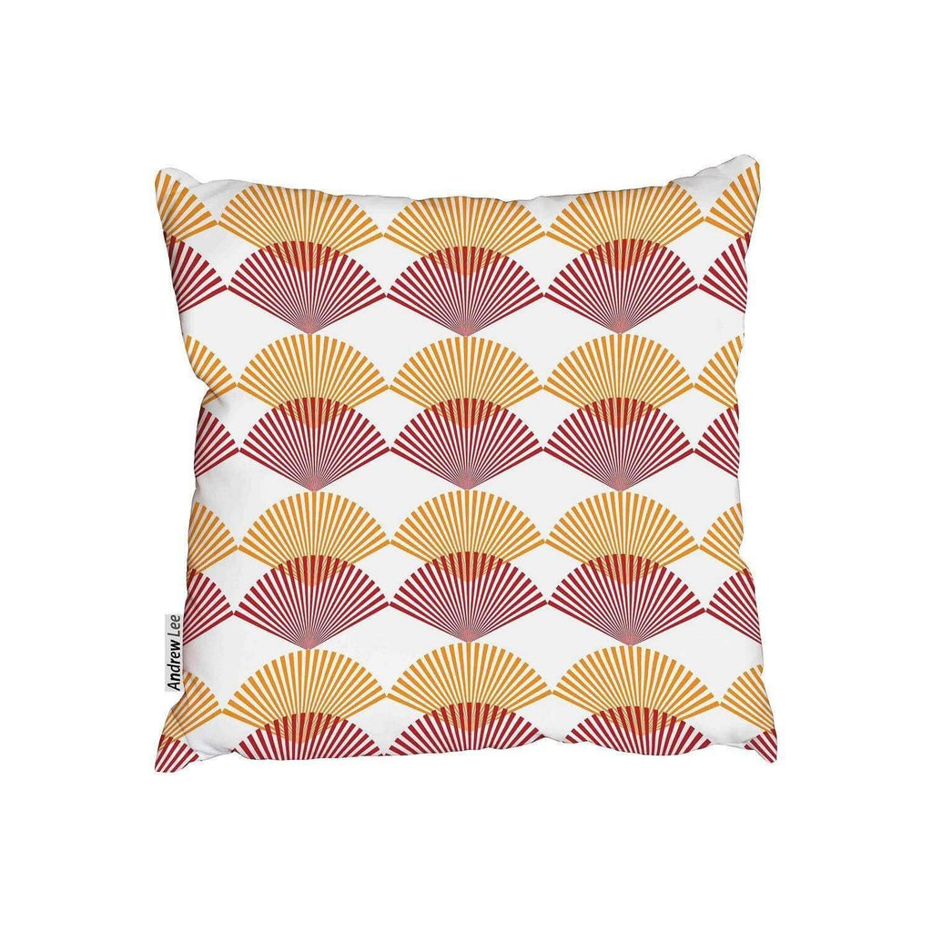 New Product Abstract shape Japanese style (Cushion)  - Andrew Lee Home and Living