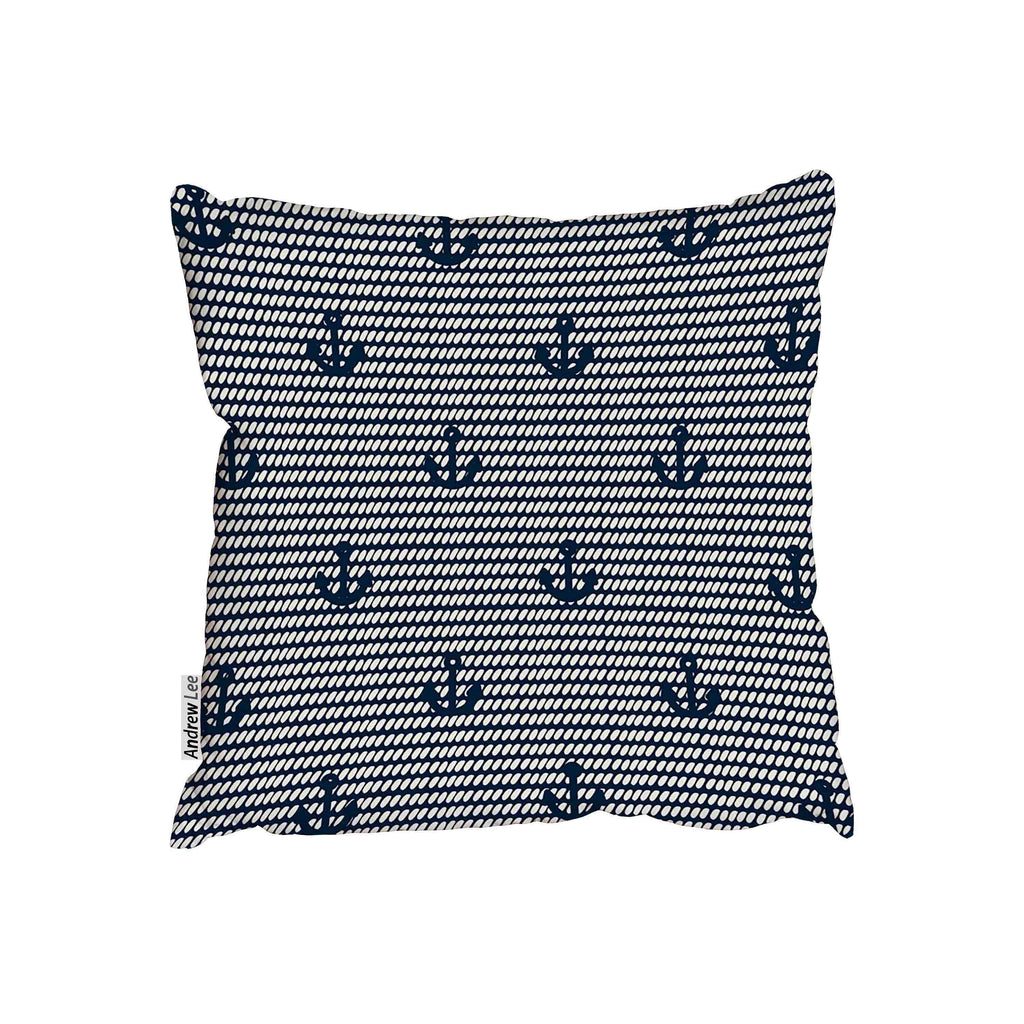 New Product Nautical Pattern (Cushion)  - Andrew Lee Home and Living