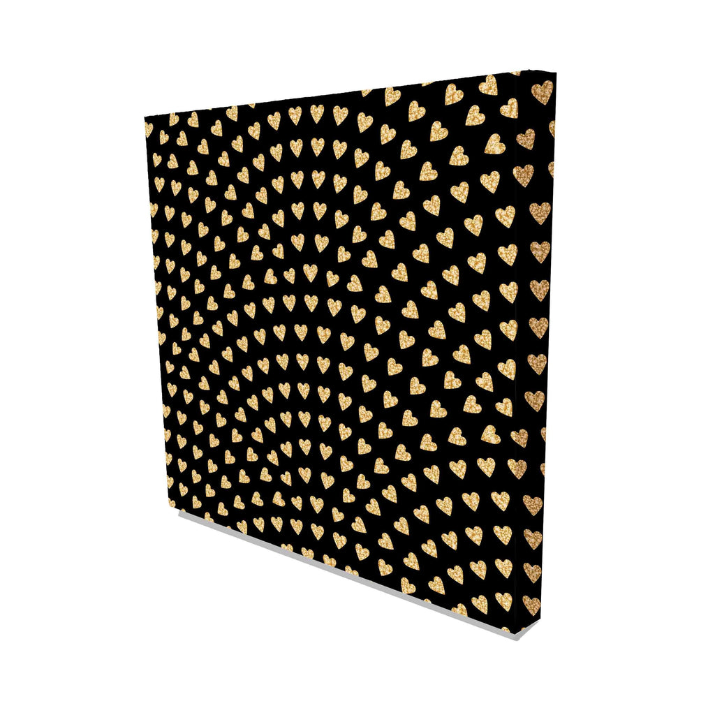 New Product Geometrical fish scale in Art Deco (Canvas Print)  - Andrew Lee Home and Living
