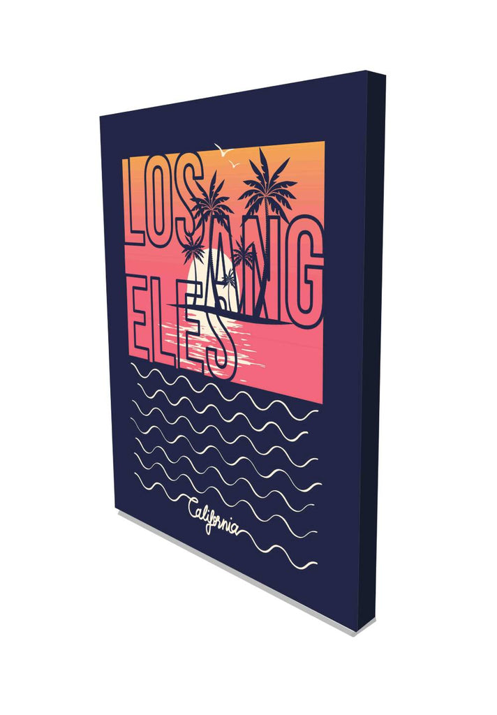 New Product Los Angeles (Canvas Prints)  - Andrew Lee Home and Living Homeware