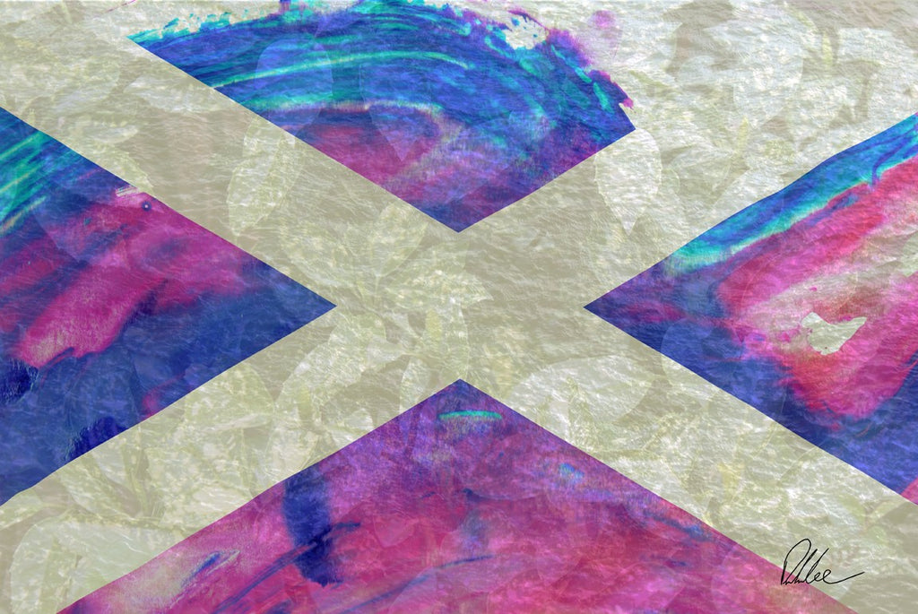 New Product Scotland Flag  - Andrew Lee Home and Living