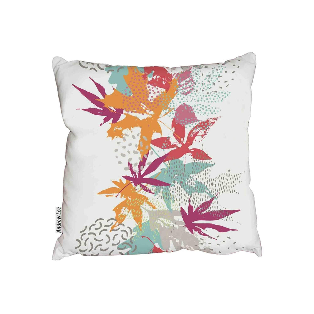 New Product Abstract fall autumn colours (Cushion)  - Andrew Lee Home and Living