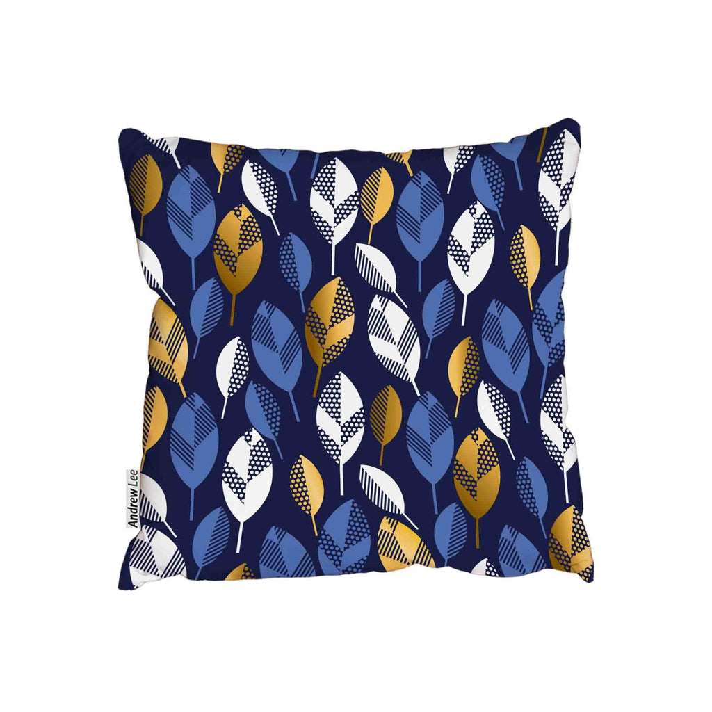 New Product Geometric foliage (Cushion)  - Andrew Lee Home and Living