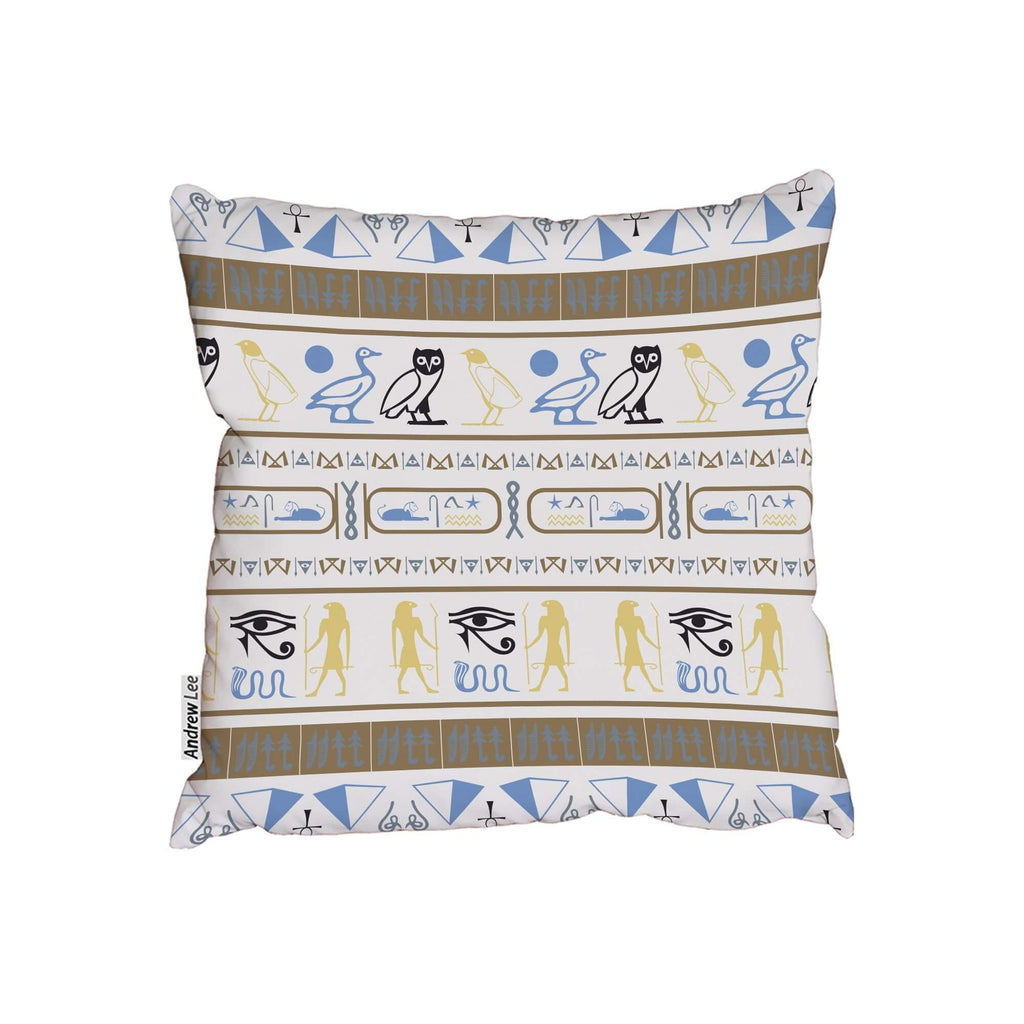 New Product Antique egyptian motifs (Cushion)  - Andrew Lee Home and Living Homeware