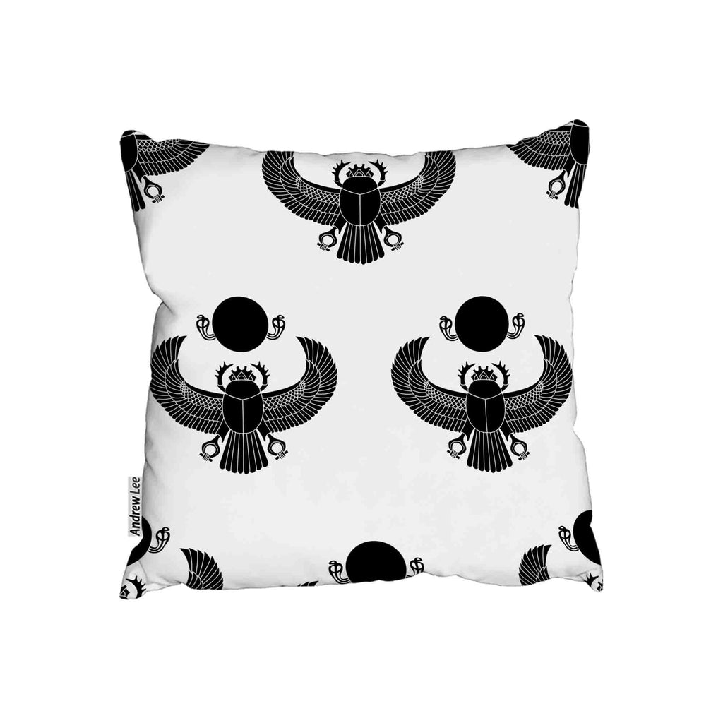New Product Scarab silhouette (Cushion)  - Andrew Lee Home and Living