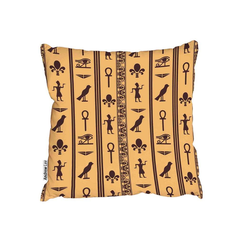New Product Egyptian Eye of Horus (Cushion)  - Andrew Lee Home and Living