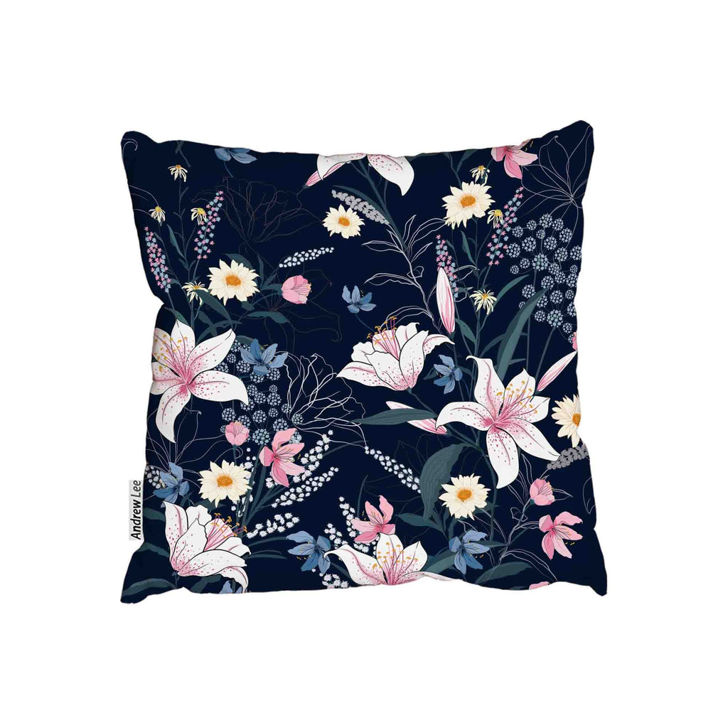 New Product Many flowers (Cushion)  - Andrew Lee Home and Living