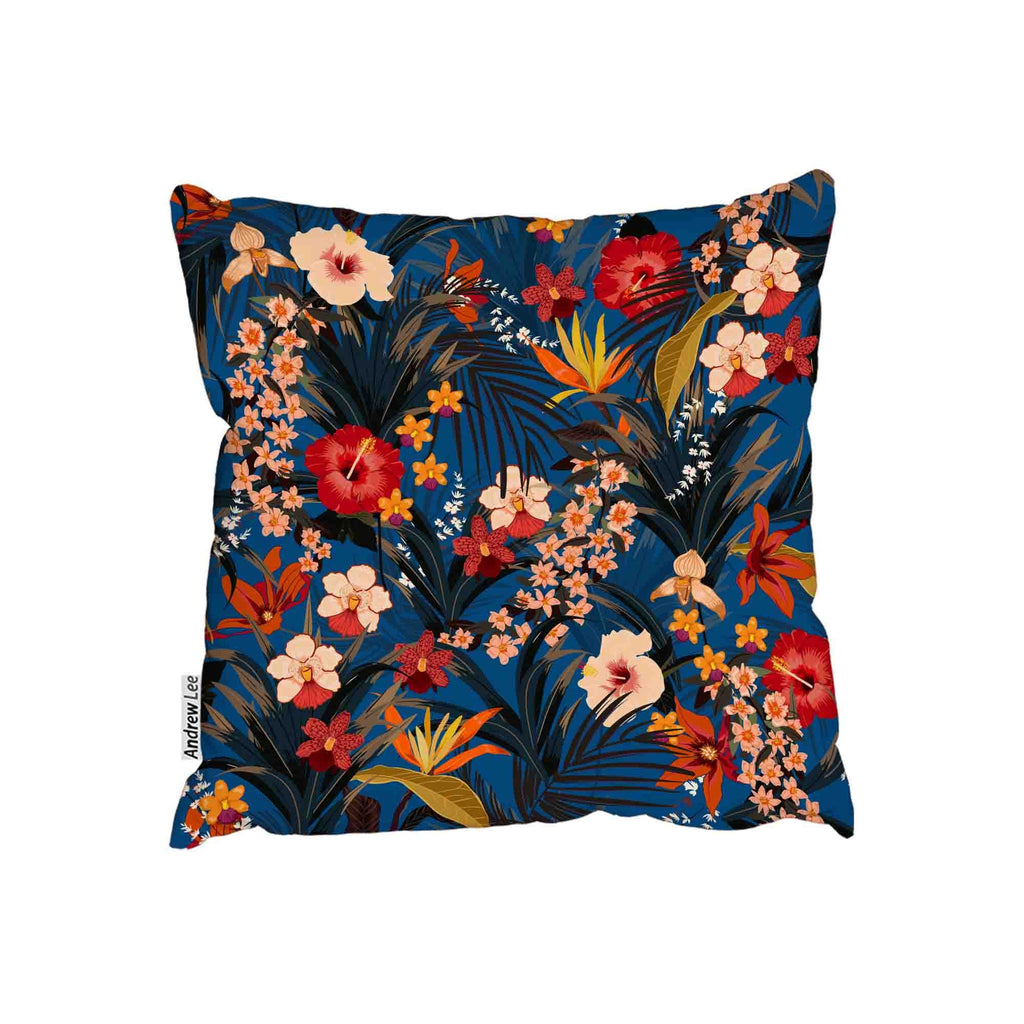 New Product Tropical, deep jungle plants (Cushion)  - Andrew Lee Home and Living