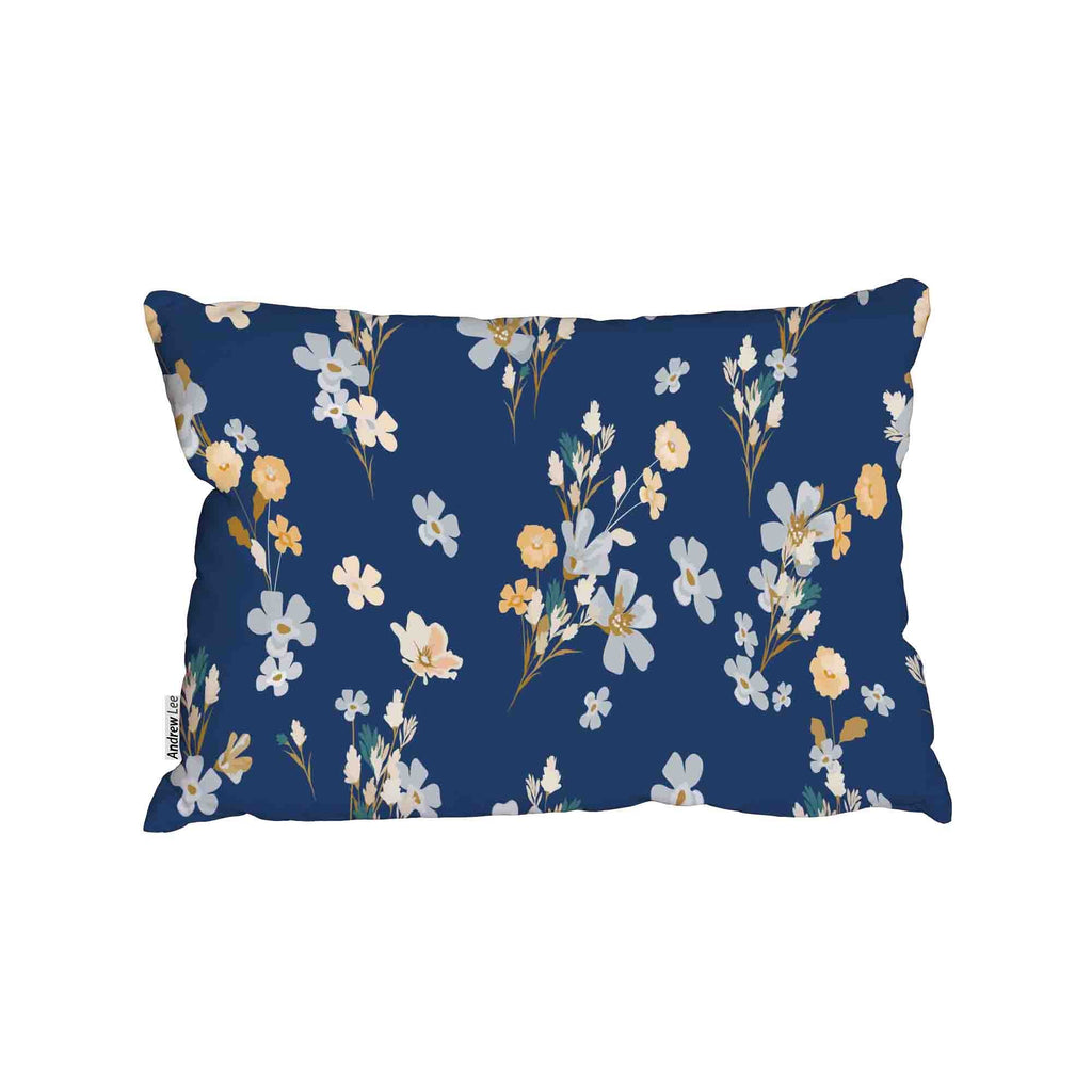 New Product Wild flowers (Cushion)  - Andrew Lee Home and Living