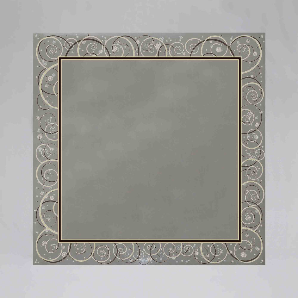 New Product Roman Christmas frame (Mirror Art print)  - Andrew Lee Home and Living