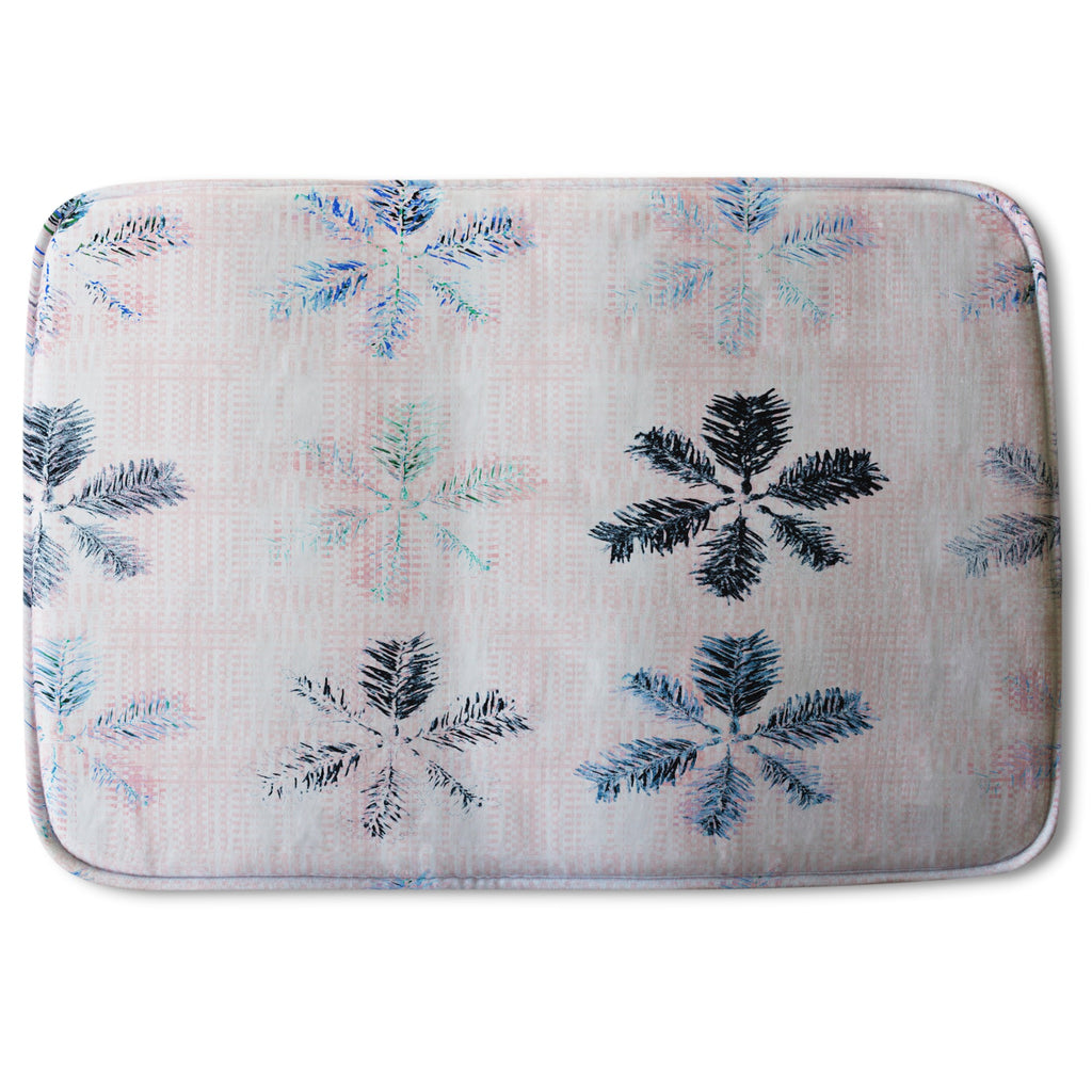 New Product Colorful pine leaves (Bath Mat)  - Andrew Lee Home and Living
