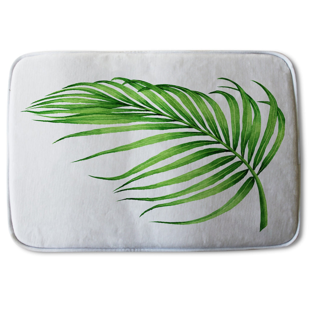 New Product Botanical Leaf (Bath Mat)  - Andrew Lee Home and Living