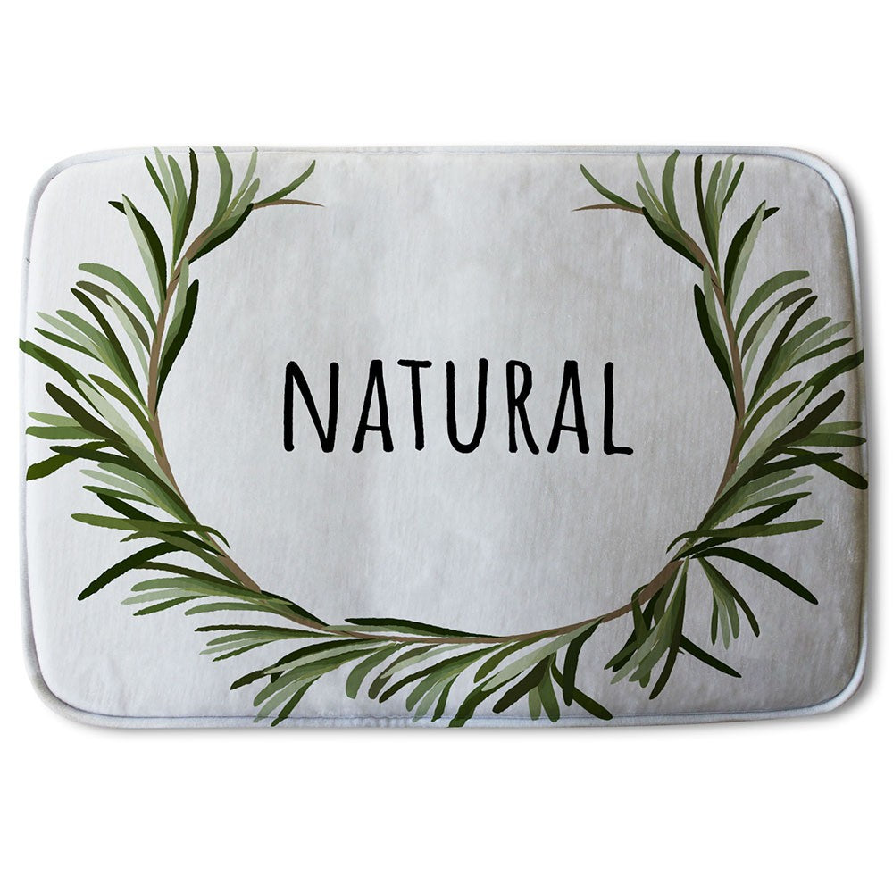 New Product Natural (Bath Mat)  - Andrew Lee Home and Living
