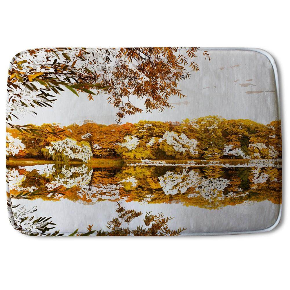 New Product Autumn Lake (Bath Mat)  - Andrew Lee Home and Living